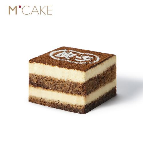 mcake鼠年蛋糕鼠嘟嘟芝士提拉米苏生日蛋糕同城配送