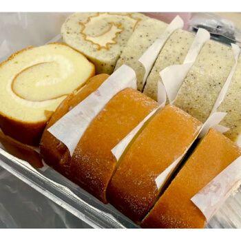 山姆 原味伯爵瑞士卷 蛋糕卷 英式下午茶淡奶油网红甜点 新鲜冰袋顺丰