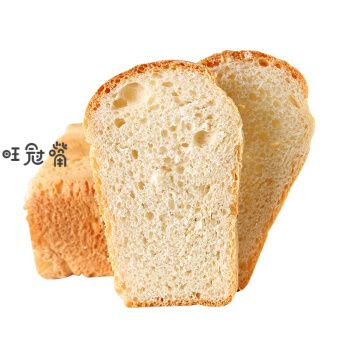全麦面包大列巴无油无蔗糖代餐切片吐司粗粮黑麦荞麦面包 胚芽白列巴*