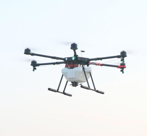 6轴15公斤植保机农业喷药无人机大疆n3-ag/a3-ag飞控