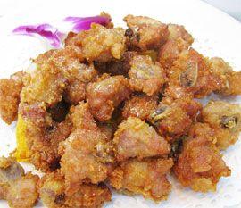 泰顺特产 炸排骨 自家香酥炸排骨小排 温州小吃当天现