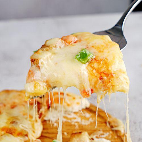 大希地马苏里拉奶酪芝士碎披萨拉丝三明治芝士片家用