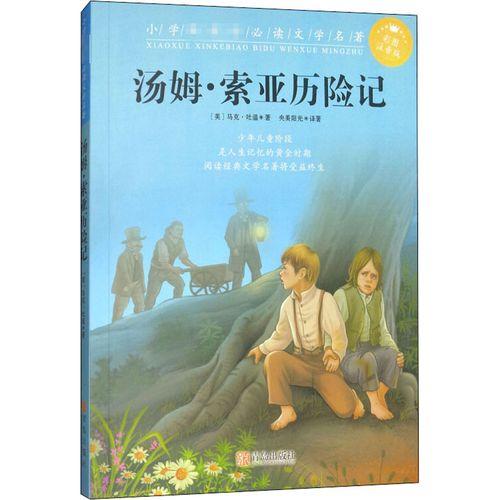 汤姆·索亚历险记 (美)马克·吐温  央美阳光 译 书籍