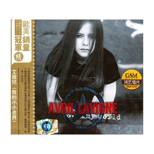 正版专辑 欧美流行音乐碟片光盘 艾薇儿:我的小小世界