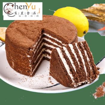 【破损包赔】提拉米苏蛋糕俄罗斯风味千层奶油夹心松软小面包蛋糕整箱