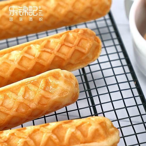 乐锦记手撕面包棒整箱700g乳酪夹心好吃的休闲网红零食品早餐面包