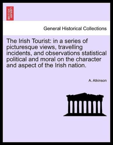 【预售】the irish tourist: in a series of picturesque vie