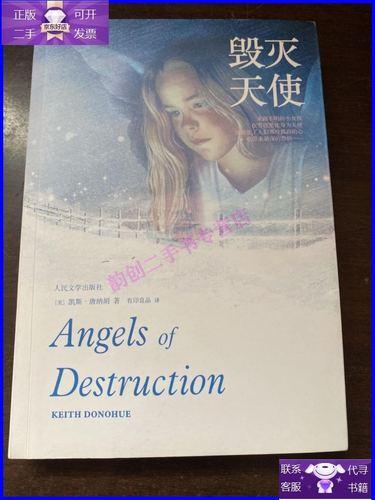 【二手9成新】毁灭天使