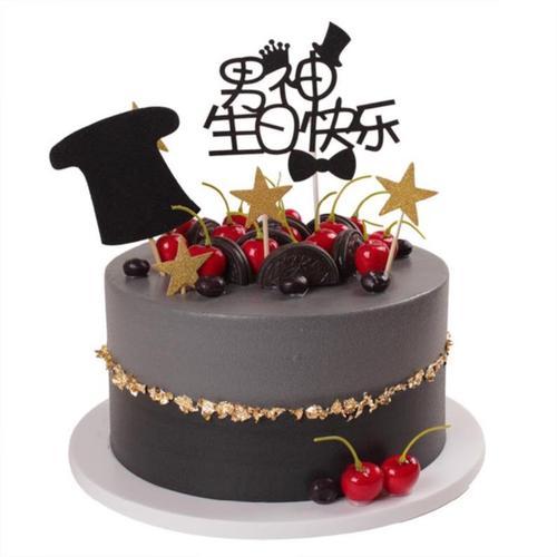 蛋糕水果款式模型摆女孩可蛋糕蛋糕塑胶定做卡通多种件定制造型店