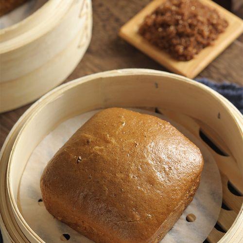 丹江谷 红糖方糕 红糖发糕 儿童早餐馒头米糕糕点甜点