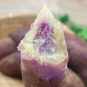冰淇淋红薯 新鲜板栗番薯地瓜5斤山芋农家紫薯