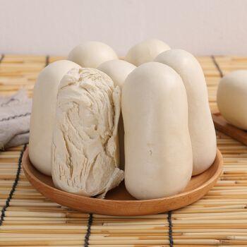 麦老伯山东高庄呛面老面千层馒头纯手工早餐原味北方面食馍馍5斤