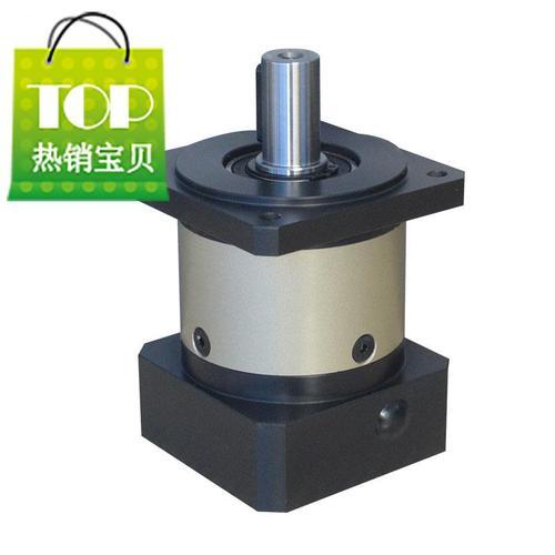 中国角减速器6080伺服电机400w750w高精3度行星直行星减速机齿轮
