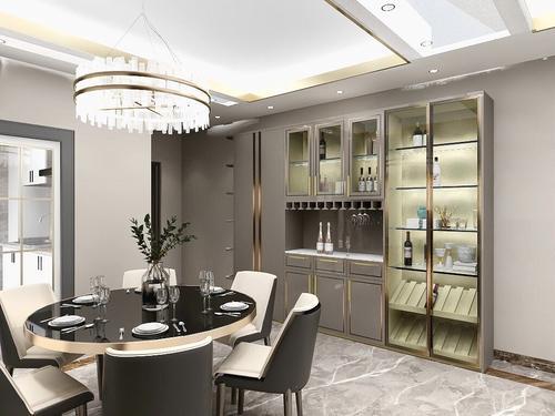 衣柜橱柜设计全屋定制效果图家居效果图设计设计方案