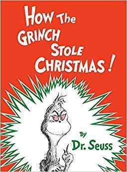 【预订】how the grinch stole christmas!