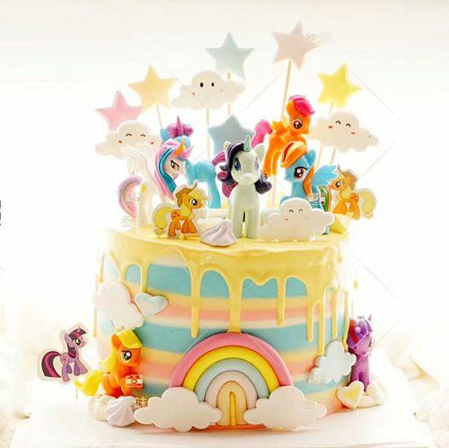 蛋糕装饰摆件 生日蛋糕儿童场景蛋糕装饰用摆件烘培
