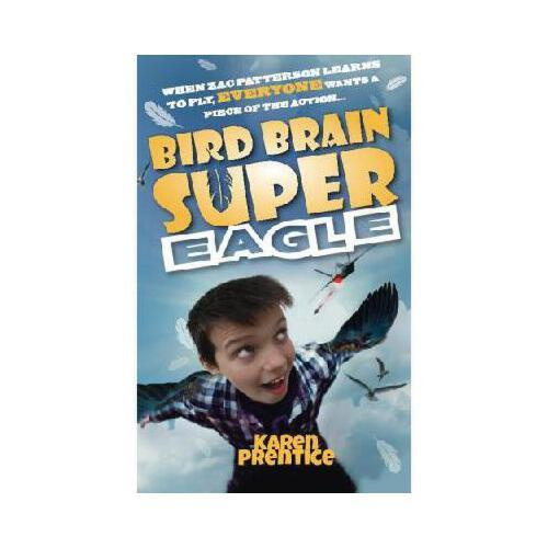 super eagle: when zac patterson learns to fly, everyone wants a