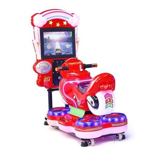 3d摇摇车投币商用儿童家用20a20超市门口新款电动摇摆机摇摆车