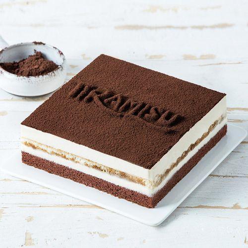 吃完还舔手指的经典蛋糕 【提拉米苏】,可选234磅(深圳幸福西饼蛋糕y)