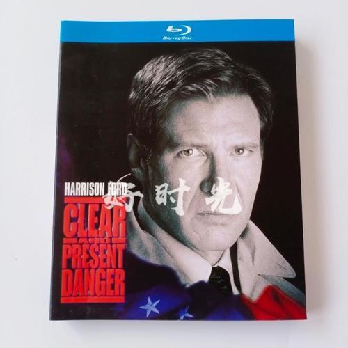 燃眉追击 迫切的危机蓝光碟bd哈里森福特动作冒险电影