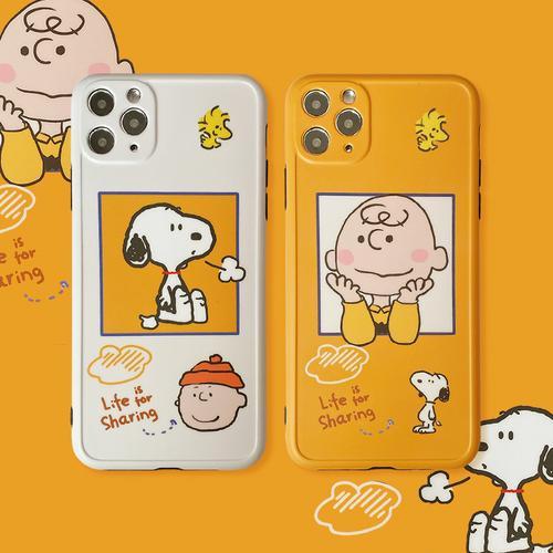 可爱卡通适用iphone11/12pro max苹果xs手机壳xsmax软