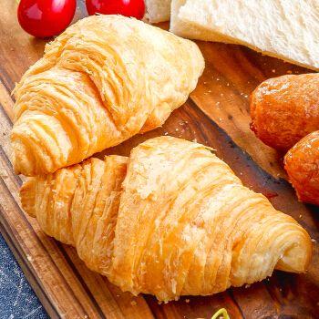 迷你羊角面包法式可颂半成品早餐速食懒人代餐食品散装360g 其他