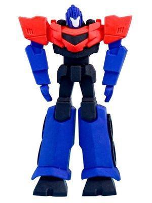卡通变形金刚机器人立体拼装可拆装玩具橡皮擦男孩儿童幼儿园奖品