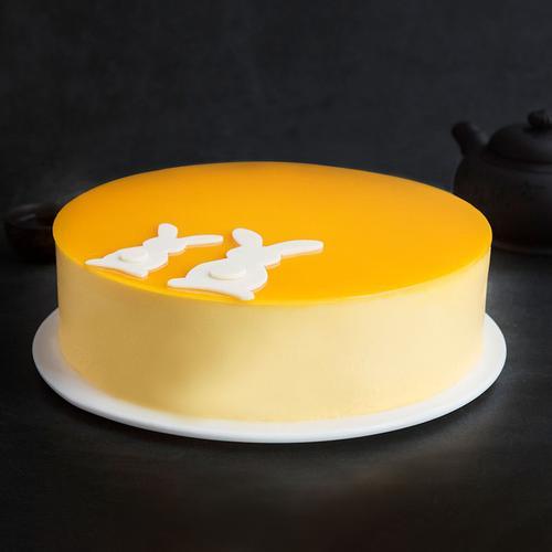 玉兔,慕斯蛋糕(扬州)