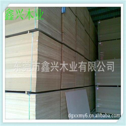 25mm中密度纤维板 密度板 中纤板 mdf 环保p2地板户外