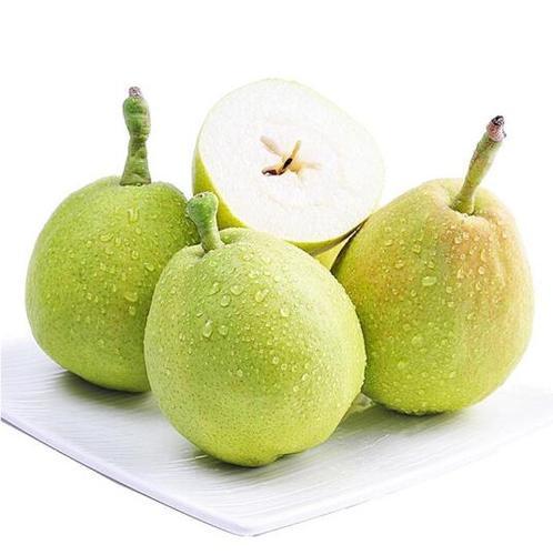 正宗库尔勒香梨   2.5kg装   新鲜母香梨  单果约180