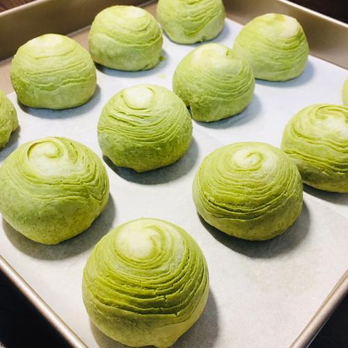 烘焙原料七式绿霸王芝士粉50g绿茶粉芝士抹茶慕斯蛋糕