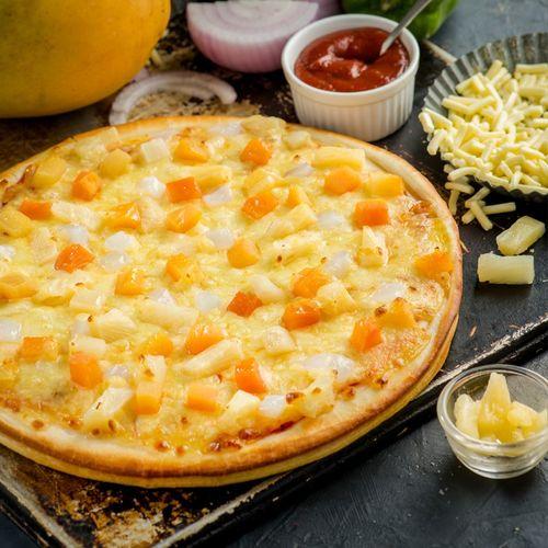 【美味】美臣披萨成品早餐加热即食纯手工披萨饼半