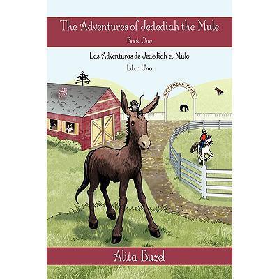 预订 the adventures of jedediah the mule: book one
