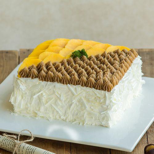 芒果沙滩蛋糕(内江)