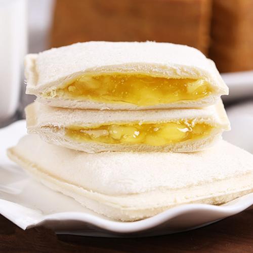 乳酸菌酸奶小口袋面包1000g早餐蛋糕菠萝夹心紫米面包整箱500g 芒果