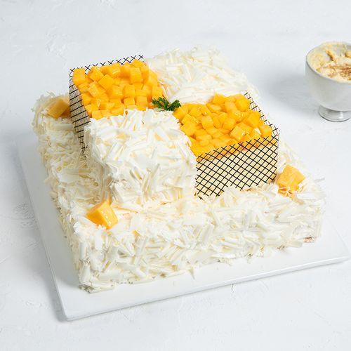 榴芒双拼蛋糕(银川)6磅468元