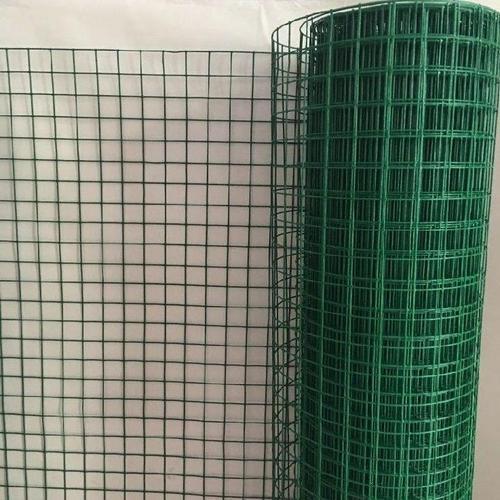 农场铁丝网围栏50米鸡窝农村养鸡网防护钢丝网小孔防围网养殖网.
