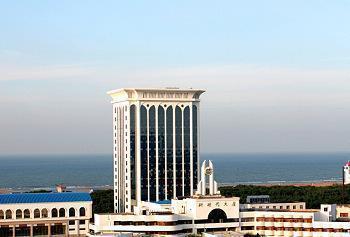 烟台新时代大酒店海景大床房