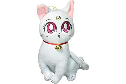 ge animation great eastern ge-52655 美少女战士超 s diana 猫填充