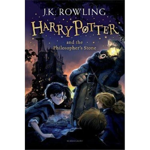 harry potter and the philosopher's stone 哈利波特