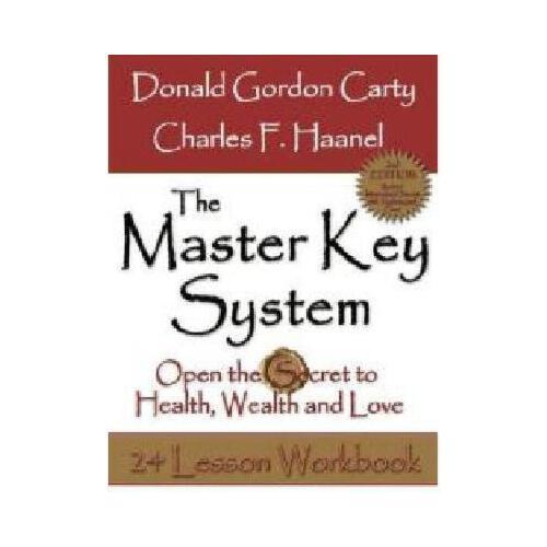 【预订】the master key system: open the secret to