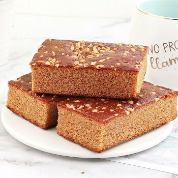 【买1送1】老蜂蜜枣糕整箱批发红枣蛋糕点心面包早餐传统特产 老