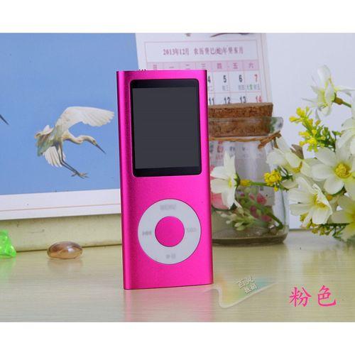 mp3音乐播放器小苹果迷你p3男女学生英语mp4随身听录音u盘运动mp6