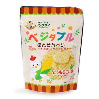 妙谷 日本原装进口米饼 薯饼17g 儿童磨牙零食 饼干宝宝零食 非油炸