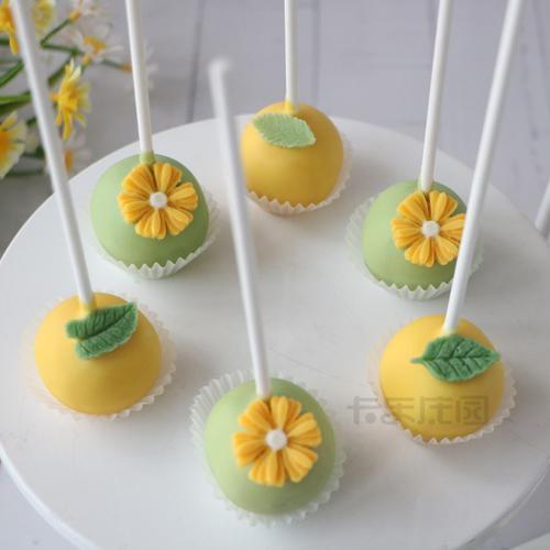 蛋糕甜品清新台西系冰棒巧克力蛋糕甜甜圈小点婚礼