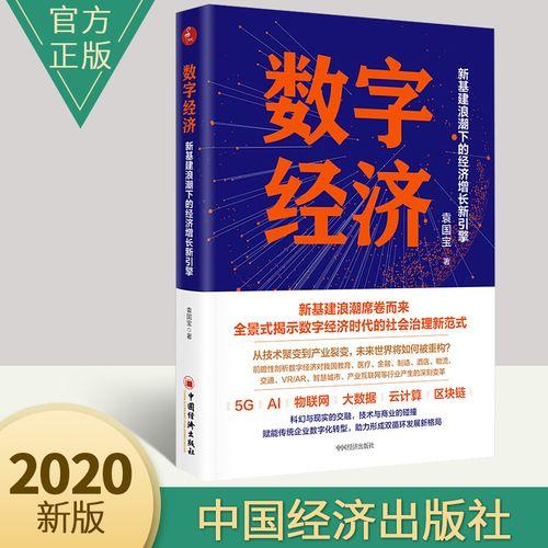 以新基建为 聚焦数字经济发展新动向新趋势 国际金融经济投资书籍