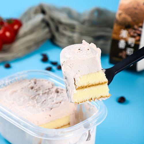 福宁豆乳盒子蛋糕慕斯杯千层网红零食西式糕点冰淇淋