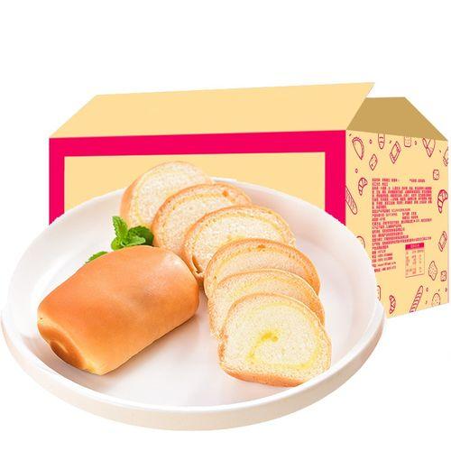 夹心手撕面包豆沙馅奶香味红豆吐司早餐整箱小点心零食手撕包   奶酪