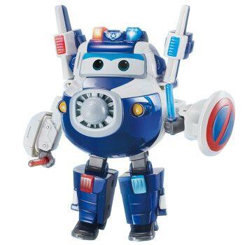 奥迪双钻超级飞侠3玩具套装变形机器人全套 迷你 大号