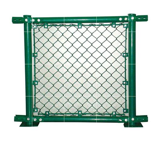 勾球场网篮体育场铁丝网球场护栏菱形围栏网球场足球